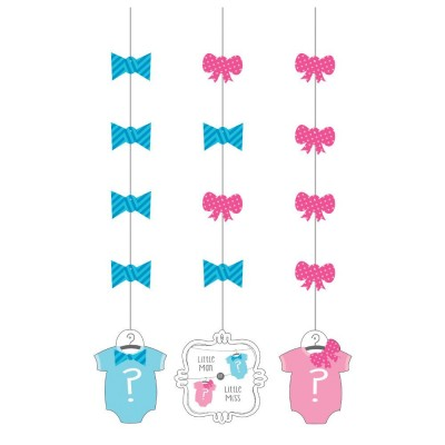 Baby shower occasion party supplies for Baby shower decoration cutouts